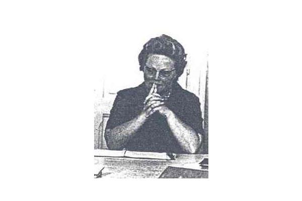 1965 - 5ª Semana Internacional de PsicossinteseDorette Andrée Failletaz, Fundadora (1954) e Diretora do Instituto Bleu-Léman, na cidade de Villeneuve (Vaud) Suíça, et hospede da Semana organizada pelo Dr. Roberto Assagioli e seus colaboradores.
