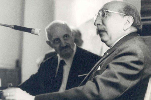 1965 - 5ª Semana Internacional de PsicossinteseDr. Roberto Assagioli, Dr. Henri Baruk fala sobre a Chitamnie.