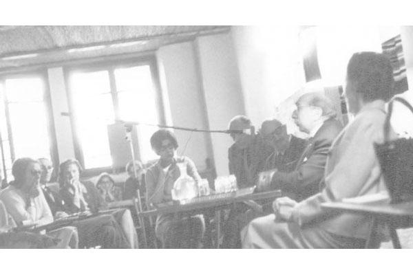 1965 - 5ª Semana Internacional de Psicossintese