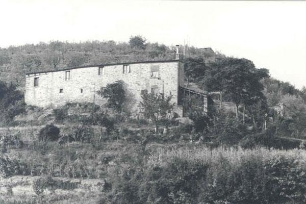 """Bergerie: """"Il Pino"""" (1963) no lugar desta """"bergerie"""" Dr. Assagioli mandou construir a """"Casa Ilario"""" (onde ele veio a falecer na 6ª feira, 23 de agosto de 1974, às 05h15)."""