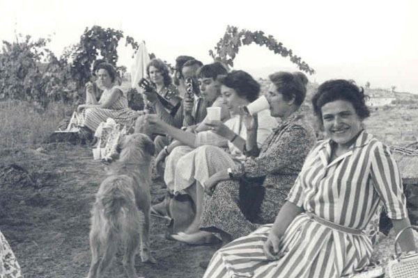 "1963 Congresso IARD (Rotary) para superdotados, Capolona, ""La Nussa""Donatella Cirinei"